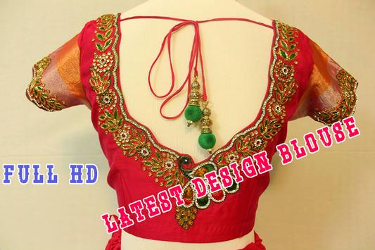 Blouse Design apk screenshot