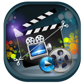 Audio Video Mixer With Music icon