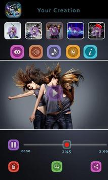Audio Video Mixer With Music apk screenshot