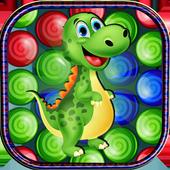 Bubble Crusher Little Dinosaur icon