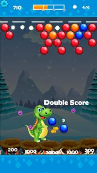 Bubble Crusher Little Dinosaur apk screenshot