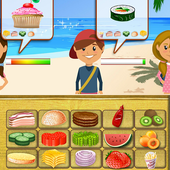Royale Restaurant Cafe Game icon