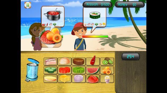 Royale Restaurant Cafe Game screenshot 3