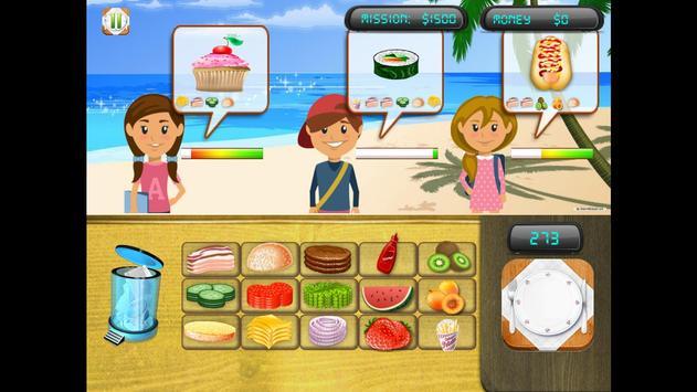 Royale Restaurant Cafe Game screenshot 2