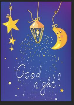 Good Night Greeting Cards poster