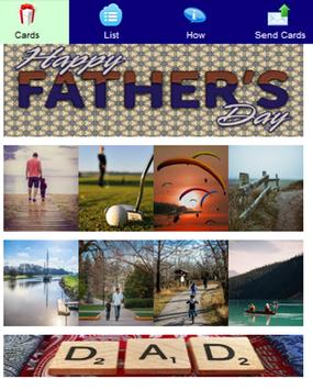 Father's Day Greeting Cards poster