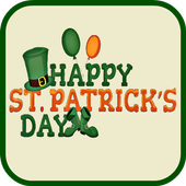 St Patrick's Greeting Cards icon