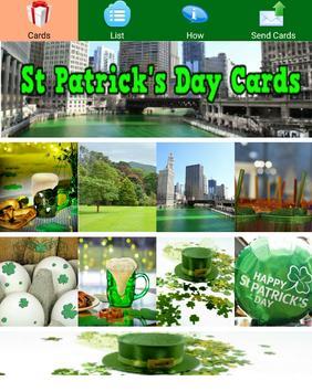 St Patrick's Greeting Cards apk screenshot
