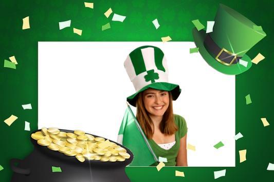 St Patrick's Day Photo Frames poster