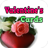 Valentine's Day Greeting Cards icon