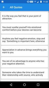 Law of Affirmations screenshot 1