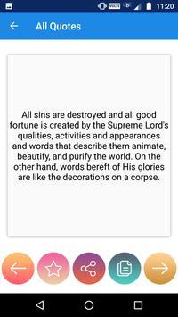 Srimad Bhagavad Quotes screenshot 2