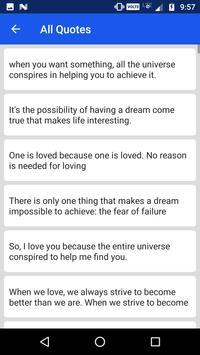 Paulo Coelho screenshot 2