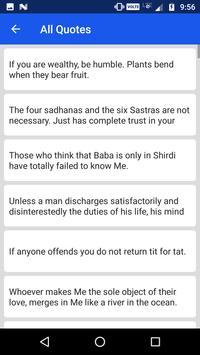 Sai Baba Quotes screenshot 2