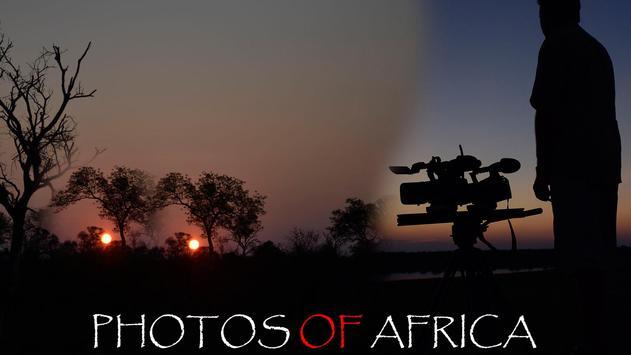 Kruger Park Wildlife poster