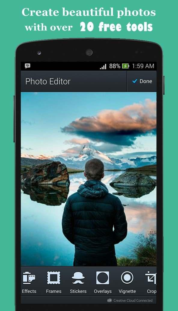 PhotoScape - Photo Editor for Android - APK Download