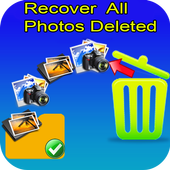 Recovery All Deleted Photos,Files,videos icon
