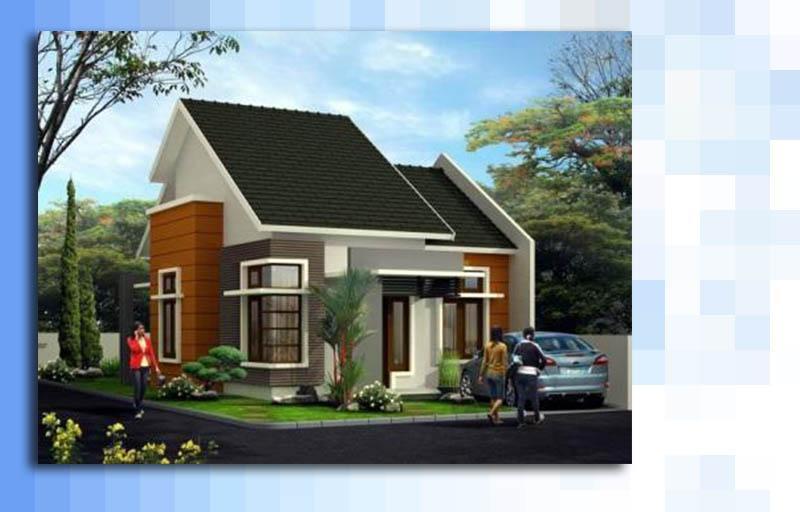 Minimalist Modern Home Design poster