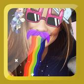 Photo Editor Snap Pic Sticker icon