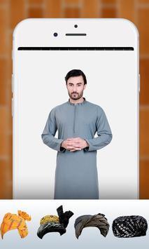 Pathan Afghan Turban Photo Editor & Changer 2018 screenshot 7