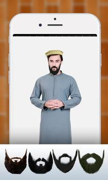 Pathan Afghan Turban Photo Editor & Changer 2018 screenshot 5
