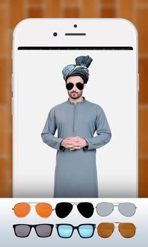 Pathan Afghan Turban Photo Editor & Changer 2018 screenshot 9