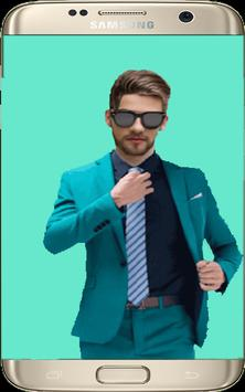 Man HairStyle Photo editor  , mustache , suit 2018 poster
