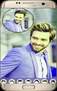 Man HairStyle Photo editor  , mustache , suit 2018 screenshot 2