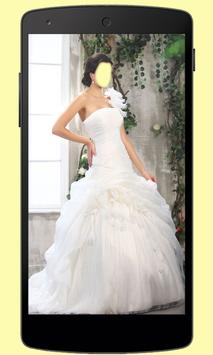 Wedding Dress Photo Montage apk screenshot