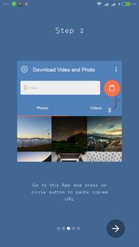 Insta Download - Video & Image apk screenshot