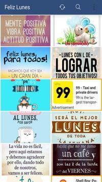Feliz Lunes poster