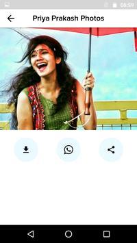 Priya Prakash Varrier Photos & WallPaper screenshot 4