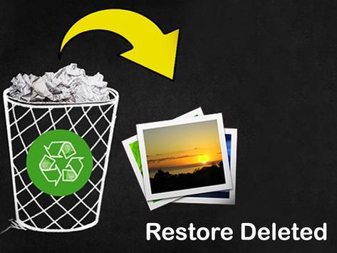восстановить удаленные фотографии скриншот 1