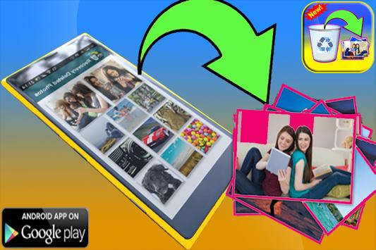 Restore my deleted photos app apk screenshot