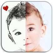 Photo To Sketch icon