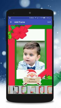 Christmas Photo Video Maker apk screenshot