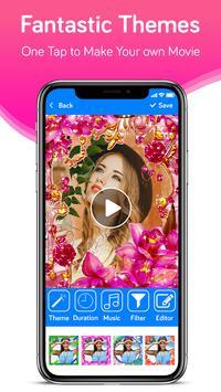 Photo Video Maker With Music-Movie Maker screenshot 10