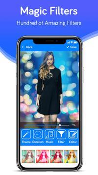 Photo Video Maker With Music-Movie Maker screenshot 13