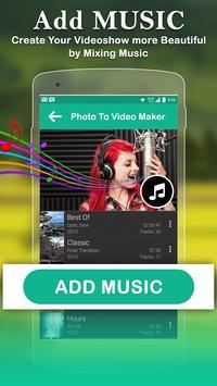 Photo Video Maker With Music-Movie Maker screenshot 2