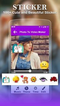 Photo Video Maker With Music-Movie Maker screenshot 4