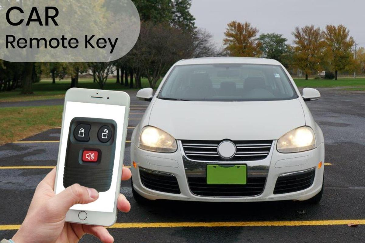 Car Key Lock Remote Simulator For Android Apk Download