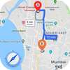 GPS Route Finder icône