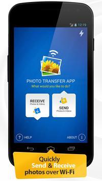 Photo Transfer App poster