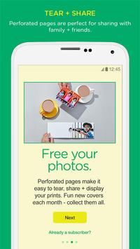 Groovebook Photo Books & Gifts apk screenshot