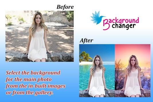Photo Background Changer screenshot 2
