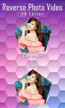 Reverse Photo Video FX Editor screenshot 2