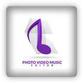 Photo Video Music Editor icon