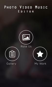 Photo Video Music Editor screenshot 8