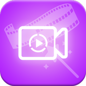 Photo Video Maker with Music Audio icon