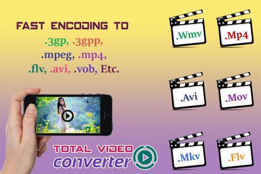 Total Video Converter الملصق
